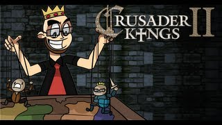 Northernlion Plays: Crusader Kings II: The Old Gods! [Episode 1]