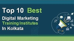 Top 10 Best Digital Marketing Training Institutes in Kolkata