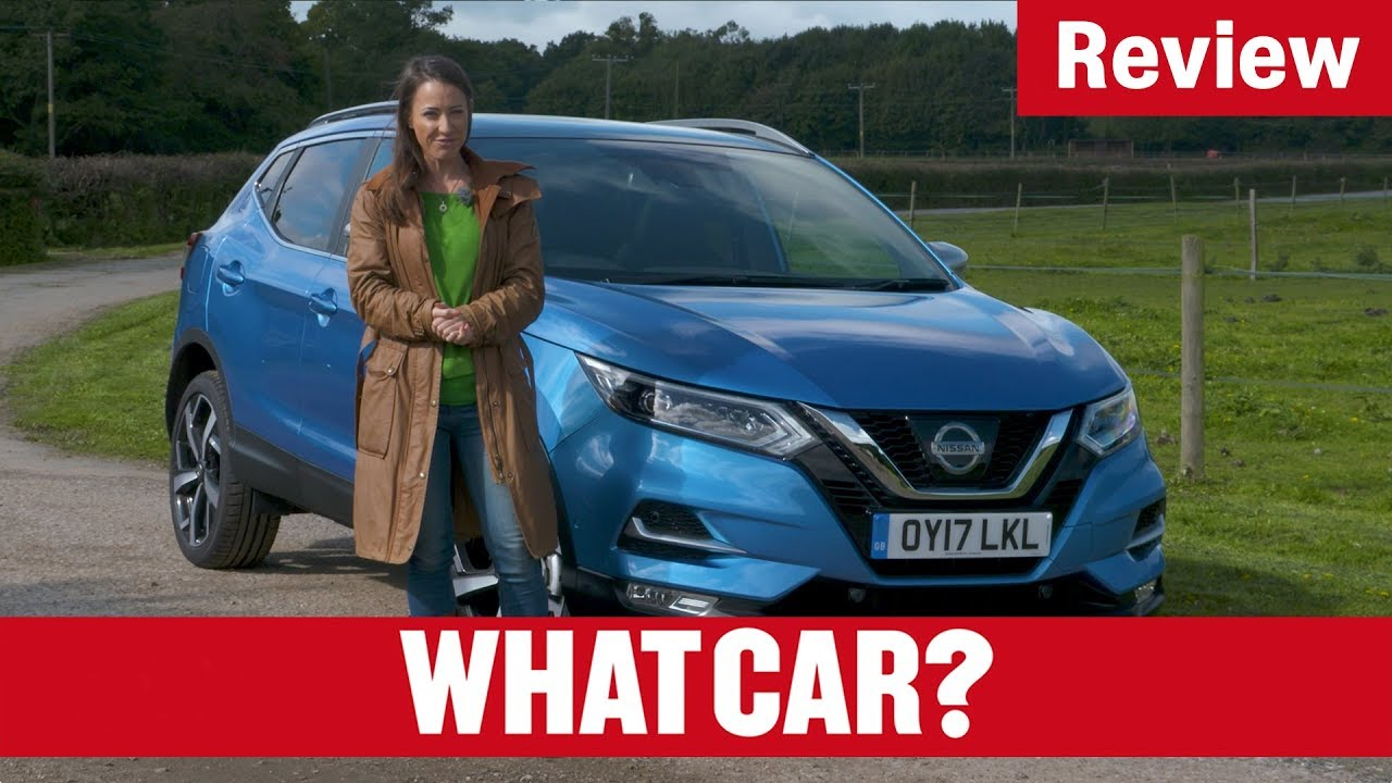 Nissan Qashqai 2017 review - is Nissan's small SUV back on top?   What Car? - Dauer: 6 Minuten, 4 Sekunden