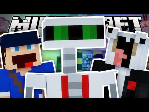 Minecraft | INTRODUCING MELBOT!! | Custom Mod Adventure