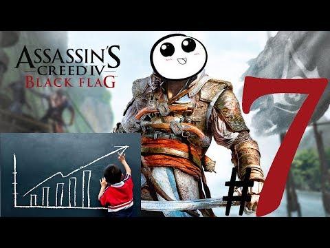 Assassin's Creed 4: Black Flag |#7| DAT Progress ! | CZ Lets play | 60FPS [1080p] [PC]