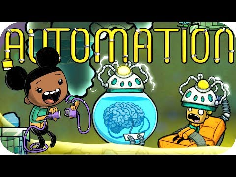 ONI AUTOMATION UPGRADE: NEURAL VACILLATION!!! SEASON 03 EP 11 OXYGEN NOT INCLUDE