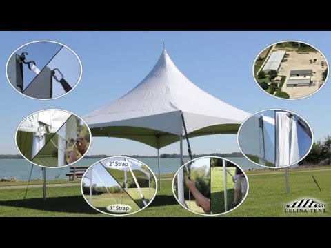Pinnacle Series High Peak Frame Tents - Comparing Old And New Styles 2016 & Pinnacle Series High Peak Frame Tents - Comparing Old And New ...