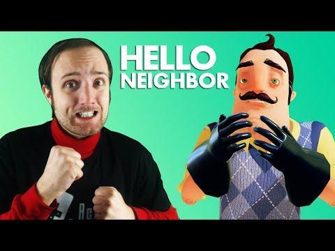 FUORI DA CASA MIA! - Hello Neighbor Act 2