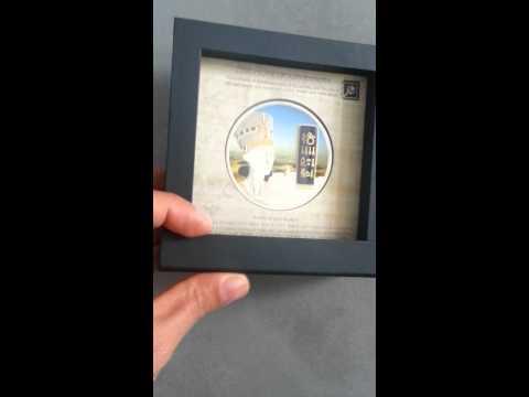 50 dollars Nefertiti 2012 Fidji