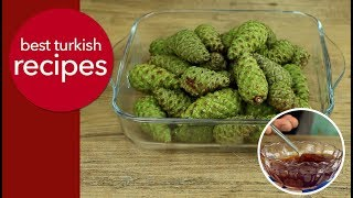 Pinecone Jam Recipe - Jam Recipes - Best Turkish Recipes