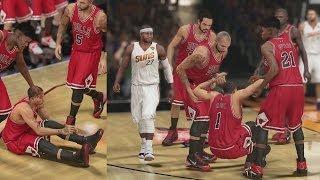 NBA 2K14 PS4 My Career NFG5 - That