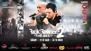 "Rick & Renner - At Home 2 ""The Best"" - Ao Vivo (Live)"