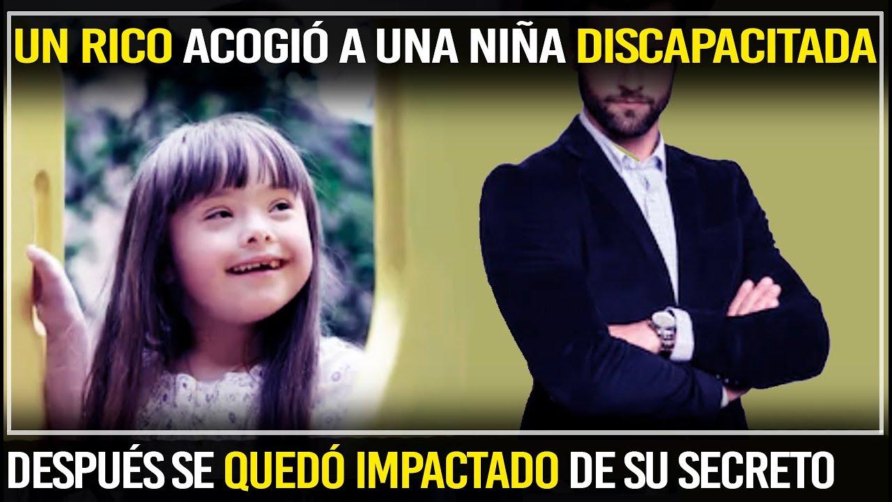 Millonario Acogió A Una Niña Discapacitada Pero Se Quedó Impactado  Del Secreto Que Escondía