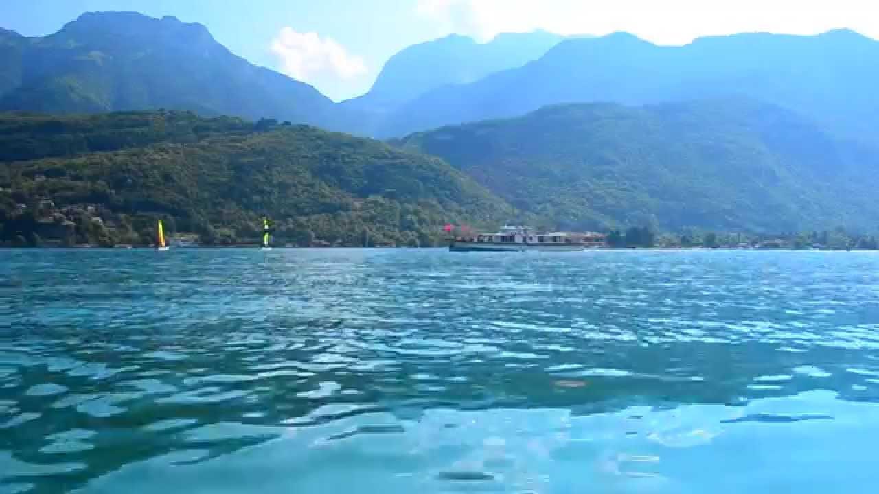 Lac d 39 annecy youtube - Office du tourisme lac d annecy ...