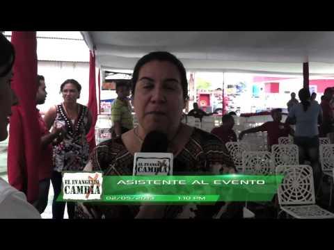 """""""El Evangelio Cambia"""" visita las instalaciones de PDVSA gas en la Quizanda HD"""