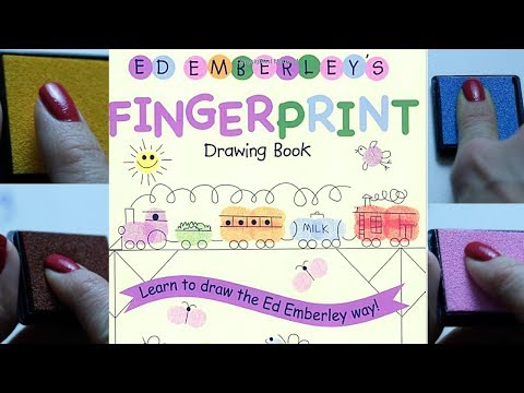 Fun and Easy Fingerprint Art for Kids and Toddlers - Kids Art Projects