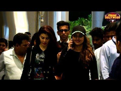 Salman Khan Played A Peacemaker Between Jacqueline Fernandez & Sonakshi Sinha   Bollywood News