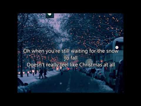 Coldplay - Christmas Lights Lyrics