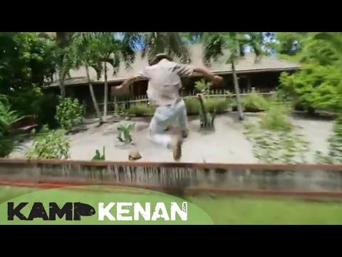 Chinese Box Turtle! Kamp Kenan S1 Episode 12