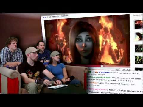 Alice, Asura, and Skyrim! - Show and Trailer LIVE!: May 10th