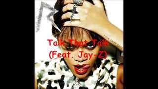Talk That Talk (Feat. Jay-Z) (Speed Up)