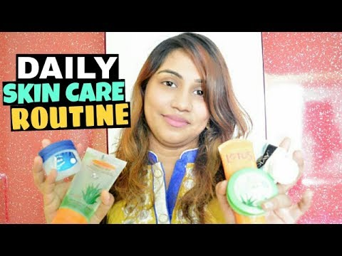 My Daily Skin Care Routine | Skin Care Tips | Mehar Beauty