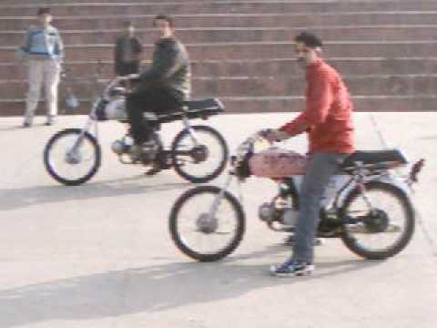 Gora And Faisal Butt Lahore Pakistan Race In Palay Youtube