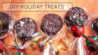 3 EASY DIY HOLIDAY TREATS! Thumbnail