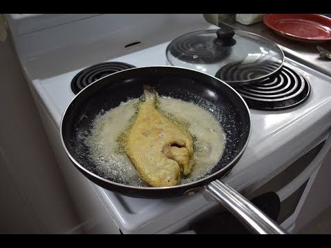 Catch And Cook  | Yellow Belly Flounder!