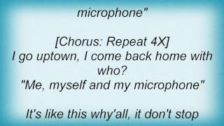 Run-D.M.C. - Me, Myself & My Microphone Lyrics