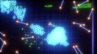 Geometry Wars Retro Evolved 2 Pacifism 465mil