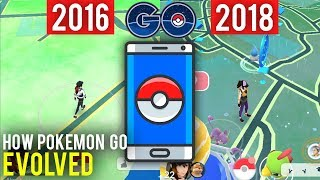 How Pokemon GO Evolved: Why 2016 Plays Should Return