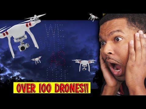 DRONE EXHIBITION SEA GAMES PHILIPPINES 2019