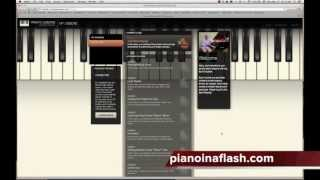 Piano Online - Scott Houston's Piano Lessons - Classroom Tour