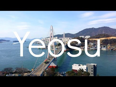 Yeosu, South Korea - Trip to Yeosu