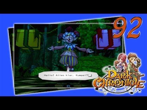 Let's Play Dark Chronicle »Half-Blind/Deutsch« Part 92 Dieser Clown erschreckt mich jedes mal^^