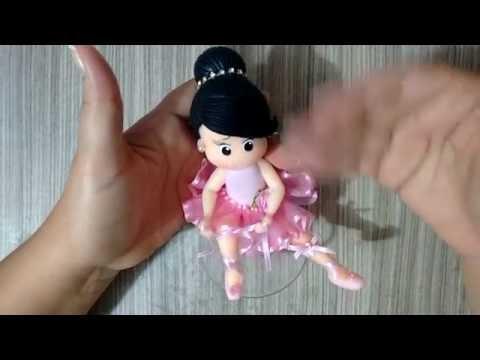 Bailarina em Biscuit/ 1° parte