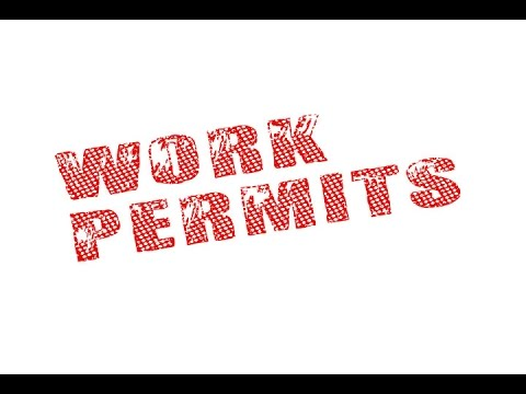 how to obtain work permit in uk