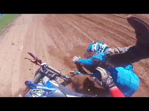 Scary & Funny Dirtbike/ATV Crashes & Fails