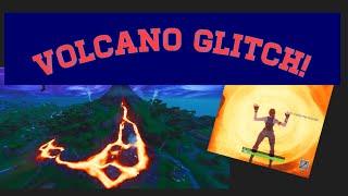 Fortnite Season 8 Volcano Glitch Hurry! Short Guide.
