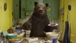 Bears Love Pies... With Frozen Wild Blueberries