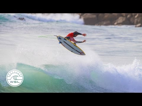 2017 Caparica Primavera Surf Fest Highlights: Great Waves on Opening Day