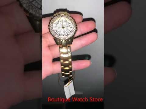 BeSister - Diamond Ladies Women's Quartz Watch