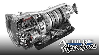 ZF: From Now on, Hybrid-Ready Transmission Development
