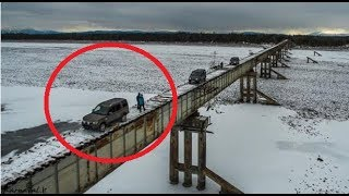 SCARIEST Roads and Bridges You can Travel on Part 2