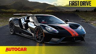 FORD GT | First Drive | Autocar India