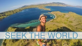 Indonesia: Checking Out the World's Largest Lizard on the Komodo Island