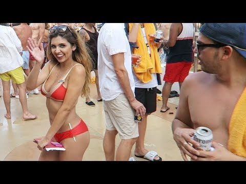 Encore Beach Club Las Vegas w/ Zedd!