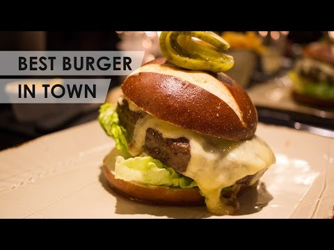 Where Is The Best Burger In London?
