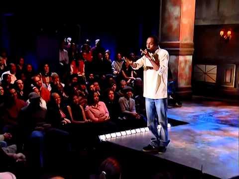 Mos Def - Sick Perfomance On Def Poetry Jam [HD]