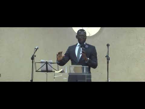 Comprometimento - Pastor Antônio Kilandani | Luanda - Angola