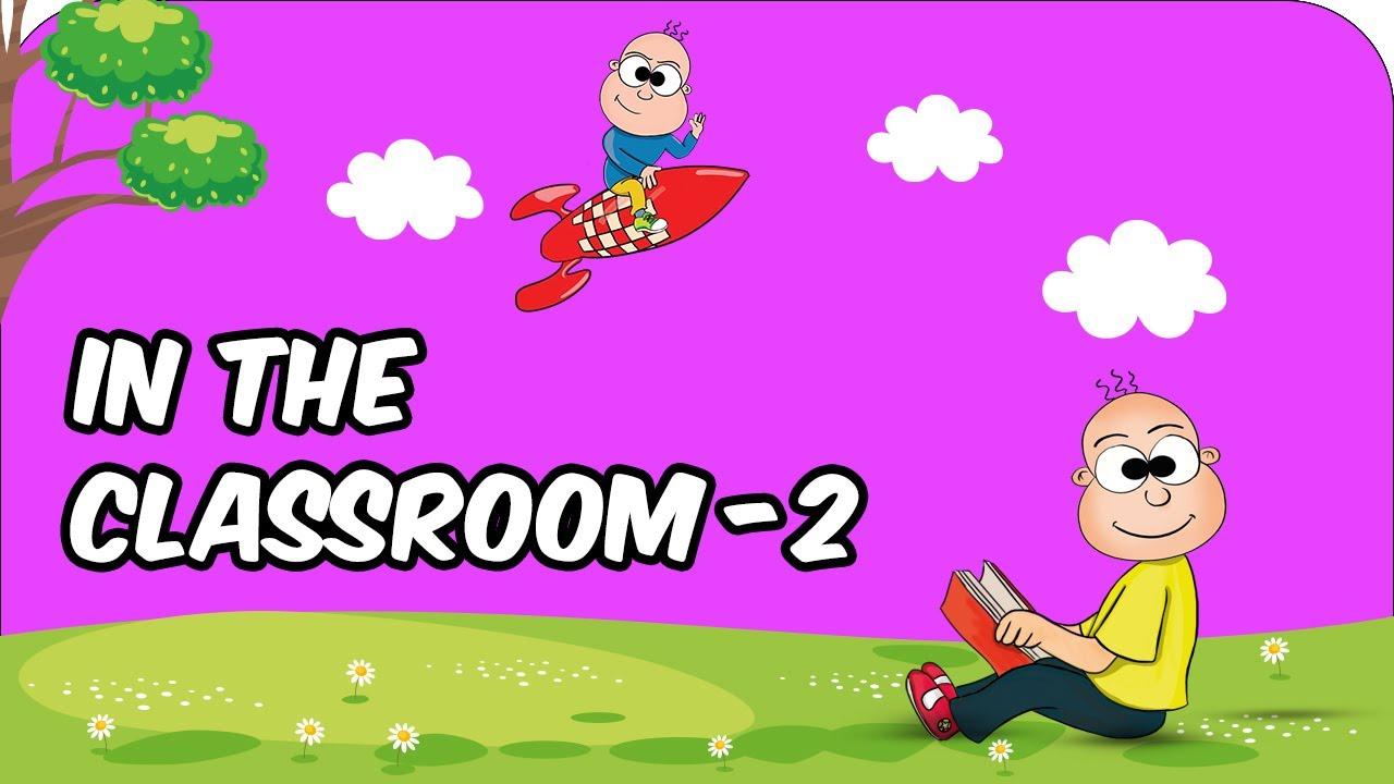 In the Classroom 2   2. Sınıf İngilizce