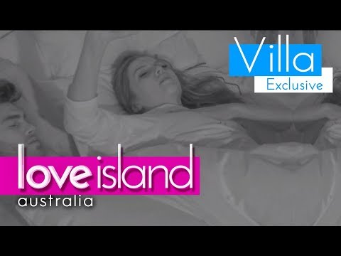 Millie screams in the middle of the night | Love Island Australia 2018