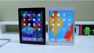 iPad Air vs iPad 4 - Full Comparison